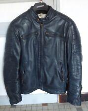 Helstons Cruiser Rag leather jacket