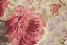 Zoffany Rose Absolute ZWIN322335 Antique Curtain/upholstery Fabric 1.6 metres