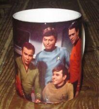 Star Trek Captain Kirk and Cast New MUG