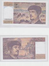 GERTBROLEN  20 FRANCS ( DEBUSSY ) de 1989  B.024 Billet N°  0576193347