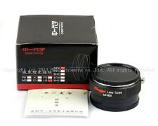 Mitakon zhongyi lens turbo adapter Leica R lens to Sony NEX-7/6/5n speed booster