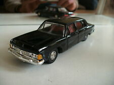 USSR CCCP Yanka Chaika GAZ De Agnostini Russian Limousine in black on 1:43 A3-14