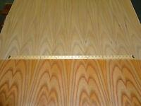 "24/"" x 48/"" Exotic Mappa Burl Wood Veneer Paper Back Rotary Cut 2/' X 4/'"