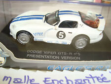 DODGER VIPER GTS R Nº5 LEGEND EAGLE RACE UH 1/43°
