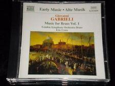 CD de musique classique brass