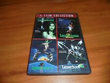 Leprechaun/Leprechaun 2/Leprechaun 3/Leprechaun 4 (DVD, 2011, 2-Disc) Used