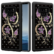 Bling Diamond Glitter Crysta Case Cover For Samsung Galaxy S9/S8 Note9/J3/J7 USA