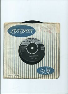 LITTLE EVA 45 The Locomotion London 1962