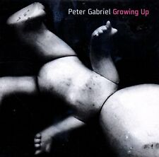 Peter Gabriel ‎– Growing Up CD Promo, Single 2003 Cardboard Sleeve