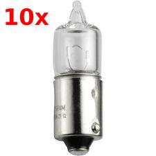 10x OSRAM Autolampe 5 Watt 12V 64111 5 Watt BA9s Birne Lampe Pult Stehtisch