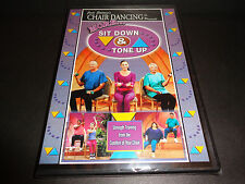 JODI STOLOVE'S SIT DOWN & TONE UP - Strength training from comfort of your chair