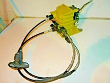 FORD FOCUS C MAX MK1 03-10 1.6 TDCI GEAR SELECTOR AND CABLES 5 SPEED 3M5R 7E395