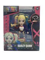 "Jada Metals Die Cast Suicide Squad Harley Quinn 4"" Figure M20 NIB"