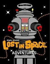 Lost in Space The Complete Adventures Series Region BLURAY