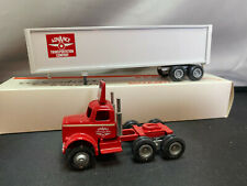 Winross Advance Transportation Services Tractor Truck With Trailer 1/64 Diecast