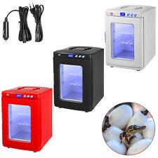 25L Reptile Egg Incubator Scientific Lab Incubator 25L Portable 5-60°C GREAT