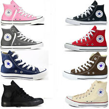 Converse CHUCK TAYLOR All Star High Top Unisex Canvas Shoes Sneakers