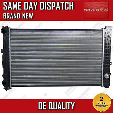 AUDI A4 A6 1.6 1.8 1.9 TDI 1994>2005 AUTOMATIC / MANUAL RADIATOR 2 YEAR WARRANTY