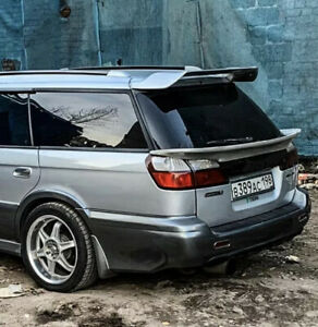 Dolphin Under Wing (middle Spoiler) for subaru legacy wagon bh5 / bh9