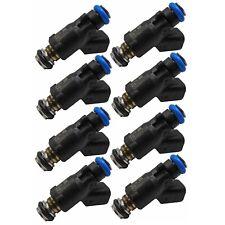 8 Brand New GM Original Fuel Injectors Fit GMC Chevrolet 4.8L 5.3L 12613411