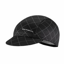 RockBros Cycling Cap Hat Riding Sunhat Outdoor Suncap Lattice Black One Size