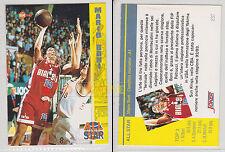 "JOKER BASKET 1994-95 ""ALL STAR 93/94"" - Mario Boni # 237 - Ottima"