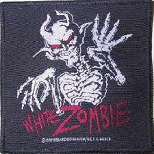 White Zombie creep patch