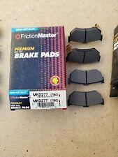 Friction Master MKD277 Disc Brake Pads NOS