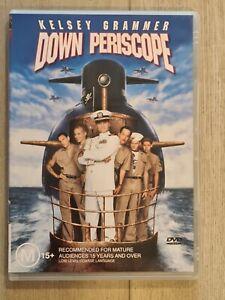 Down Periscope DVD Region 4 FAST POST