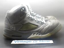 Air Jordan V 5 Wolf Grey Retro 2011 sz 8.5