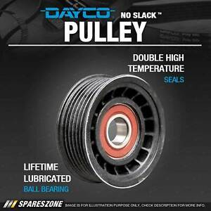 Dayco Tensioner Pulley for Mazda 3 BK BL 6 GH GG GY CX-7 ER Tribute CU YU