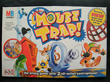 THE GAME OF MOUSETRAP BY MB - 2006 - MINT CONDITION - FREE POST