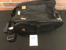 "Boarding Blue T17138 Personal Item / Under Seat Bag 17"" X 13"" X 8"" Black 1 Qty"
