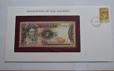 More details for swaziland 2 emalangeni uncirculated note  banknotes all nations