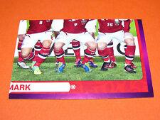 199 EQUIPE TEAM PART 4 DANMARK FOOTBALL PANINI UEFA EURO 2012