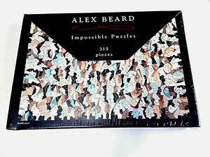 Alex Beard Impossible Puzzles Audience 315 pieces - Audience: ISBN 9781606540008