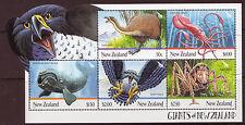 NUOVA Zelanda 2009 giganti della Nuova Zelanda miniatura foglio BELLE utilizzato.