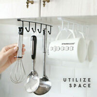 Storage Rack Cupboard Hanging Hook Hanger Chest Storage Organizer Holder  UKH
