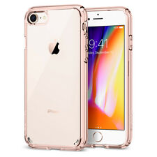 Spigen® iPhone 8 / 7 [Ultra Hybrid] Shockproof Clear Case TPU Cover