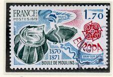 TIMBRE FRANCE OBLITERE N° 2047 BOULE DE MOULINS /  Photo non contractuelle