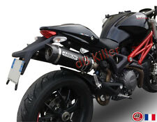 SILENCIEUX ARROW ALU DARK DUCATI MONSTER 696 796 1100 - 71731AKN