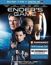 Enders Game (Blu-ray/DVD,  Includes Digital Copy UltraV…