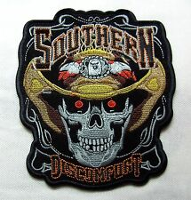Aufnäher Southern Discomfort Sludge EyeHateGod-Sound 16,5x19 cm Rückenaufnäher
