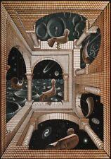 Escher # 37 cm 70x100 Poster Stampa Grafica Printing Digital Fine Art papiarte