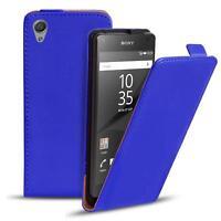 Flip Case Sony Xperia Z5 Premium Hülle Pu Leder Klapphülle Handy Tasche Cover