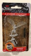 AASIMAR FIGHTER FEMALE Nolzur's miniatures new wizkids DUNGEONS AND DRAGONS