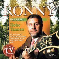 (2CD's) Ronny – Hohe Tannen -Das Beste - Oh My Darling Caroline, Kleine Annabell