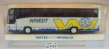 Rietze 1/87 Van Hool T9 Acron Wriedt Reisen OVP #2767