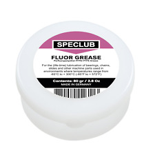 FLUOR GREASE - 80GR Molykote HP-300 PFPE / PTFE Grease w/ Corrosion Inhibitor