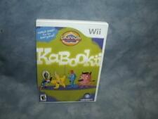 Cranium Kabookii (Nintendo Wii, 2007) [Complete & Tested]